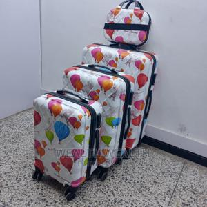 High Quality White Swiss Polo Suitcase Luggage Box | Bags for sale in Lagos State, Ikeja
