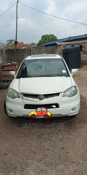 Acura RDX 2007 5-Speed Automatic White   Cars for sale in Oyo State, Ibadan