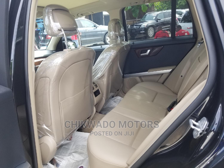 Mercedes-Benz GLK-Class 2012 350 4MATIC Black | Cars for sale in Apapa, Lagos State, Nigeria