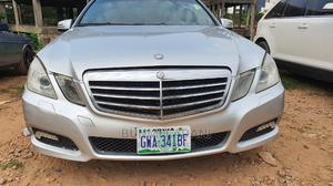 Mercedes-Benz E350 2010 Silver   Cars for sale in Abuja (FCT) State, Central Business District