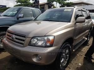 Toyota Highlander 2005 V6 Gold | Cars for sale in Lagos State, Apapa