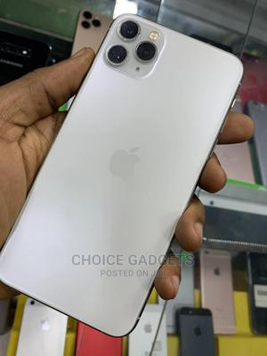 Apple iPhone 11 Pro Max 64 GB White   Mobile Phones for sale in Lagos State, Ikeja
