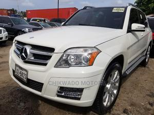 Mercedes-Benz GLK-Class 2010 350 4MATIC White | Cars for sale in Lagos State, Apapa