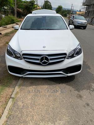 Mercedes-Benz E350 2016 White | Cars for sale in Abuja (FCT) State, Gwarinpa