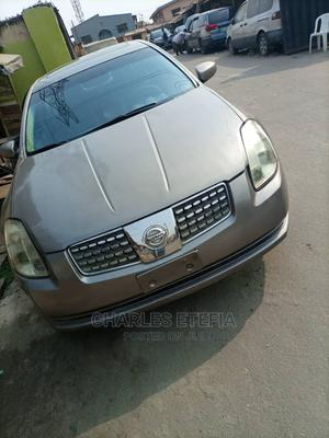 Nissan Maxima 2005 Gray | Cars for sale in Lagos State, Surulere