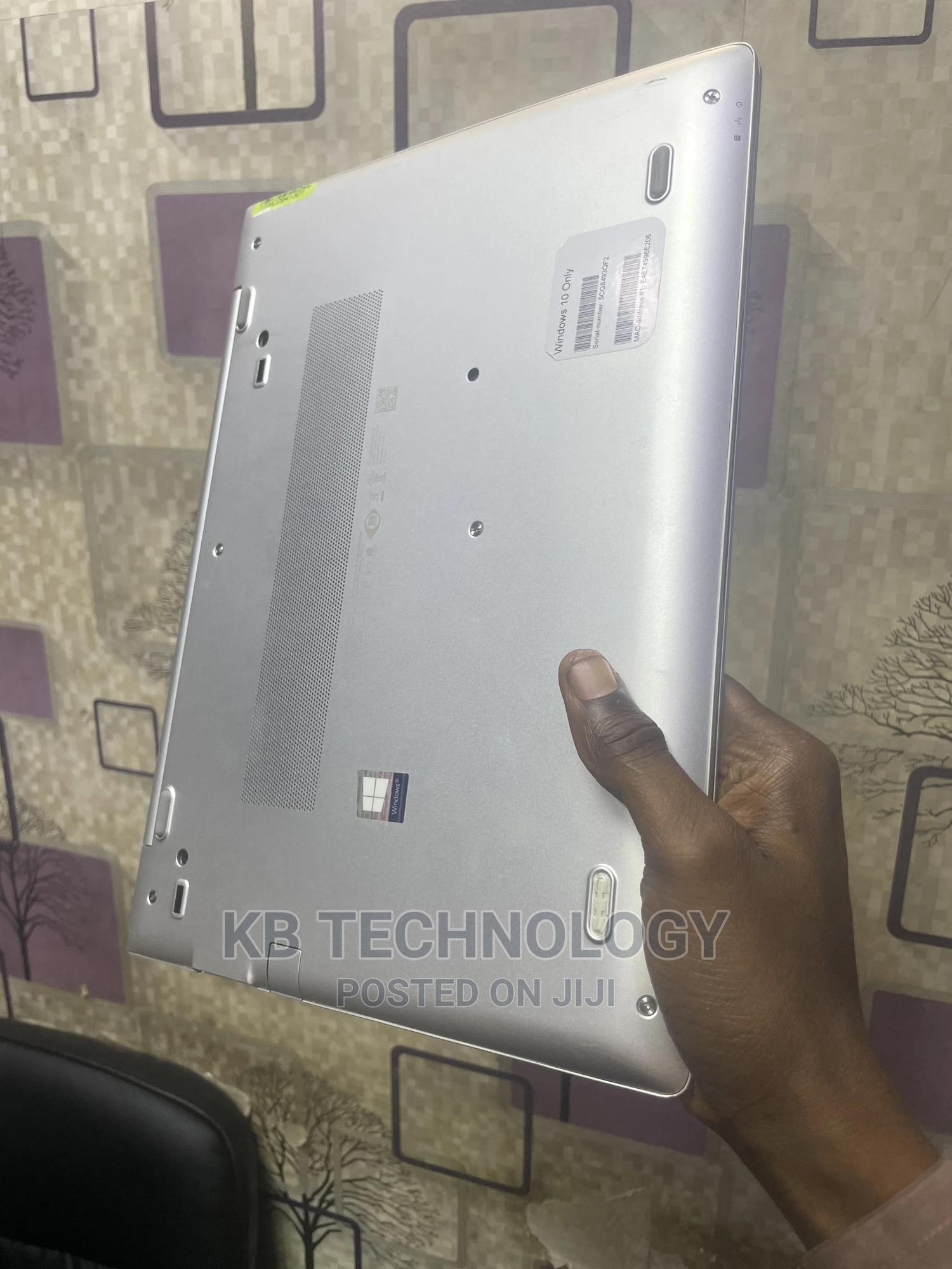 Laptop HP EliteBook 840 G5 8GB Intel Core I5 SSD 256GB | Laptops & Computers for sale in Ibadan, Oyo State, Nigeria