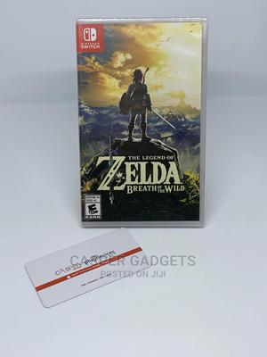 Nintendo: The Legend of Zelda (Breath of the World) | Video Games for sale in Lagos State, Ikeja