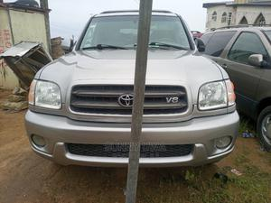 Toyota Sequoia 2003 Gray | Cars for sale in Akwa Ibom State, Uyo