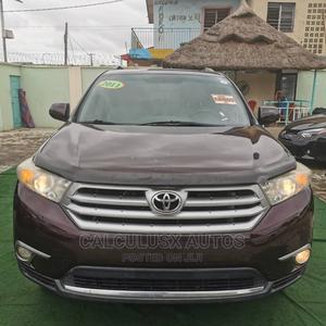 Toyota Highlander 2011 SE Purple | Cars for sale in Lagos State, Ilupeju