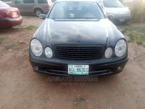 Mercedes-Benz E320 2005 Black | Cars for sale in Ekiti State, Ado Ekiti
