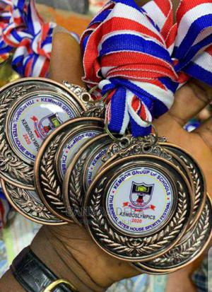 Medals (Gold, Silver,Bronz) Available   Sports Equipment for sale in Lagos State, Kosofe