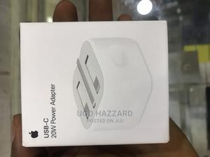 Original Apple Head Charger (Type-C) 20W   Accessories for Mobile Phones & Tablets for sale in Abuja (FCT) State, Wuse 2