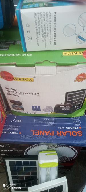 3 Bulb Solar Kit,(Sun Africa)   Solar Energy for sale in Lagos State, Ikorodu