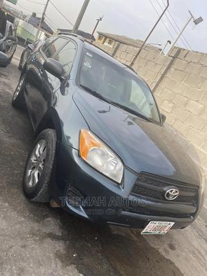 Toyota RAV4 2012 Green | Cars for sale in Lagos State, Ikeja