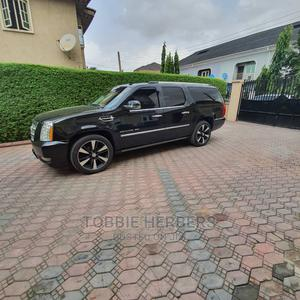 Cadillac Escalade 2011 Black   Cars for sale in Lagos State, Ikeja