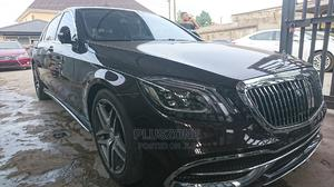 Mercedes-Benz S Class 2015 Black | Cars for sale in Lagos State, Isolo