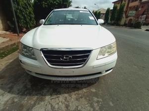 Hyundai Sonata 2010 White | Cars for sale in Lagos State, Ogba