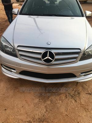 Mercedes-Benz C350 2011 Silver   Cars for sale in Edo State, Benin City
