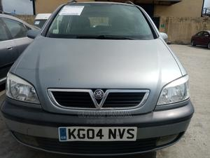 Opel Zafira 2005 Silver | Cars for sale in Lagos State, Ajah