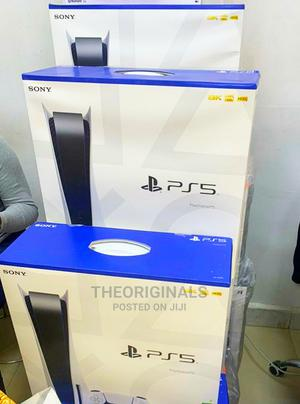 Playstation 5 Ps5 Game Console Standard Edition | Video Game Consoles for sale in Lagos State, Ikeja