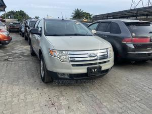 Ford Edge 2007 SE 4dr AWD (3.5L 6cyl 6A) Pearl | Cars for sale in Lagos State, Ajah