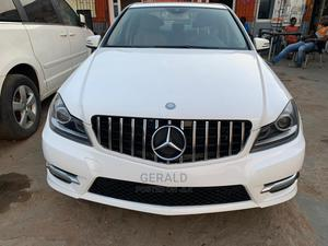 Mercedes-Benz C250 2012 White   Cars for sale in Lagos State, Ikeja