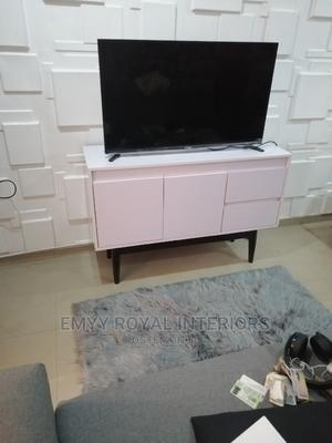 Quality Wooden Television Stand | Furniture for sale in Abuja (FCT) State, Central Business District