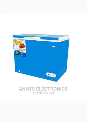 300L Nexus Chest Freezer NX-400E Blue | Kitchen Appliances for sale in Abuja (FCT) State, Maitama