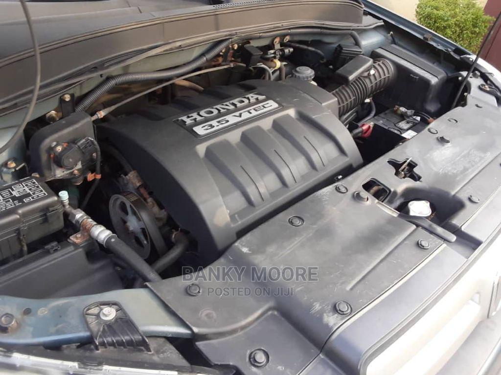 Archive: Honda Pilot 2007 EX-L 4x4 (3.5L 6cyl 5A) Blue