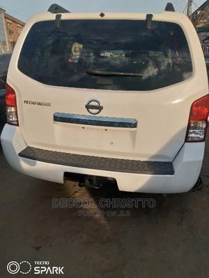 Nissan Pathfinder 2008 LE 4x4 White | Cars for sale in Rivers State, Port-Harcourt