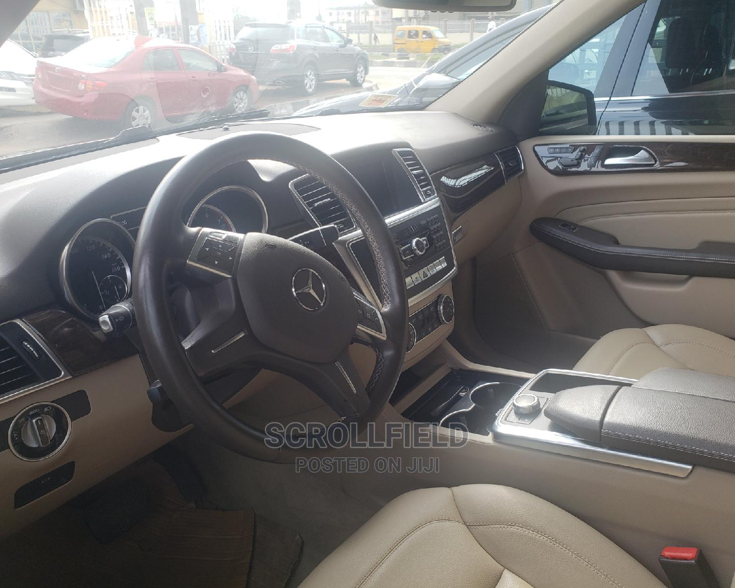 Mercedes-Benz M Class 2012 Black | Cars for sale in Surulere, Lagos State, Nigeria