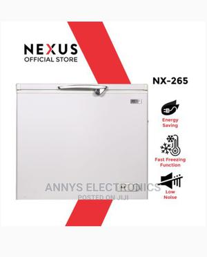 Nexus 200 Litre Chest Freezer NX-265 - White | Kitchen Appliances for sale in Abuja (FCT) State, Central Business District