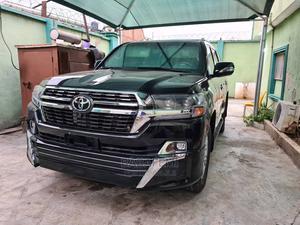 Toyota Land Cruiser 2014 5.7 V8 Black | Cars for sale in Lagos State, Ikeja