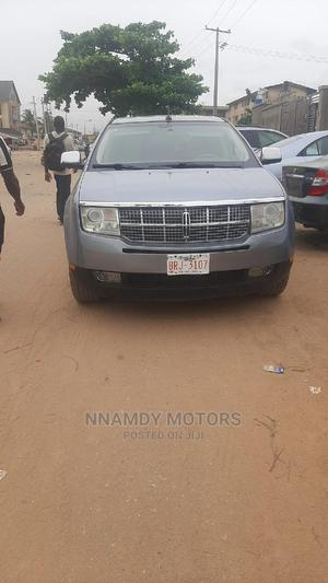 Lincoln MKX 2007 AWD Blue   Cars for sale in Lagos State, Ipaja