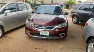 Honda Accord 2014 Red   Cars for sale in Lagos State, Ipaja
