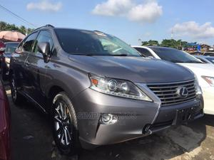 Lexus RX 2014 Gray | Cars for sale in Lagos State, Apapa