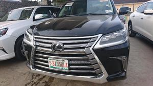 Lexus LX 2017 Black | Cars for sale in Lagos State, Isolo