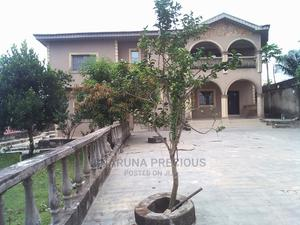 A Building on Almost 2 Plots of Land Sale a Wemabode Magboro   Houses & Apartments For Sale for sale in Ogun State, Obafemi-Owode