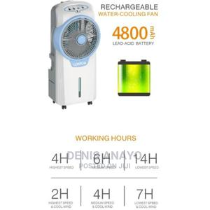 Lontor Rechargeable Air Cooler - Water Fan With Remote | Home Appliances for sale in Lagos State, Lagos Island (Eko)
