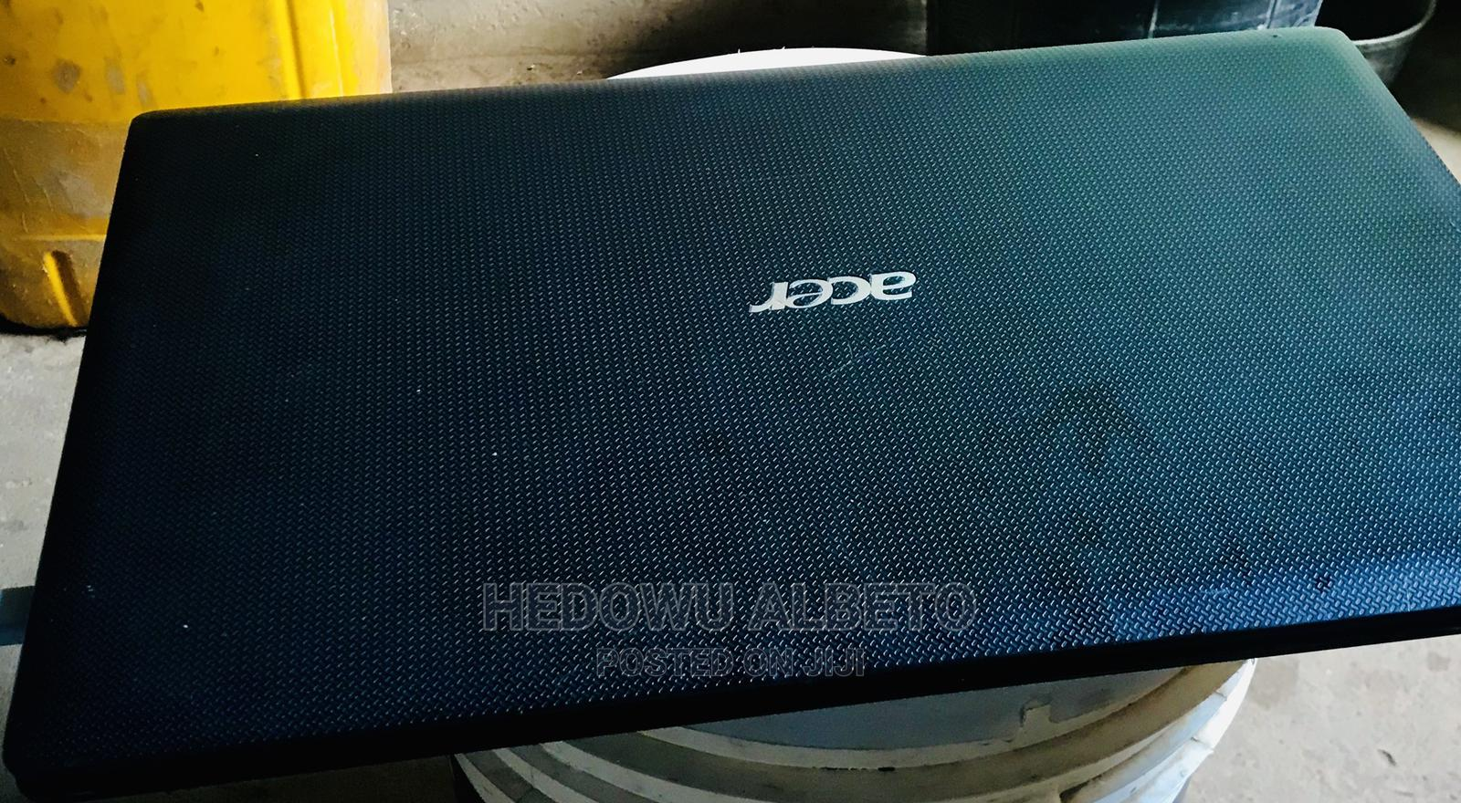 Laptop Acer Aspire 7551G 4GB Intel Core I3 HDD 320GB | Laptops & Computers for sale in Ibadan, Oyo State, Nigeria