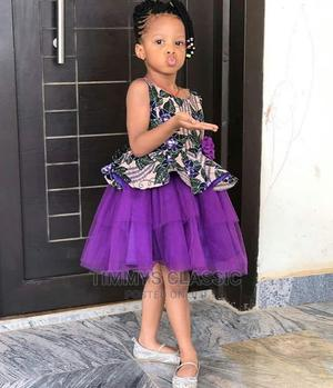 Ankara Gown Style for Children | Clothing for sale in Lagos State, Tarkwa Bay Island