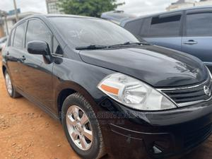 Nissan Versa 2012 1.6 S Sedan Black | Cars for sale in Lagos State, Isolo