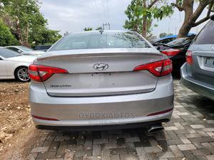 Hyundai Sonata 2015 Silver   Cars for sale in Abuja (FCT) State, Gwarinpa