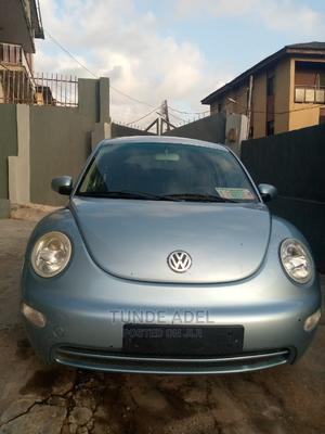 Volkswagen Beetle 2005 Blue | Cars for sale in Lagos State, Gbagada