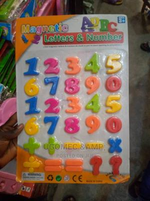 Magnetic Numbers | Stationery for sale in Lagos State, Lagos Island (Eko)