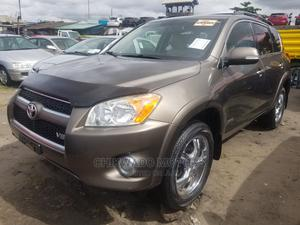 Toyota RAV4 2010 3.5 Limited 4x4 Brown | Cars for sale in Lagos State, Apapa