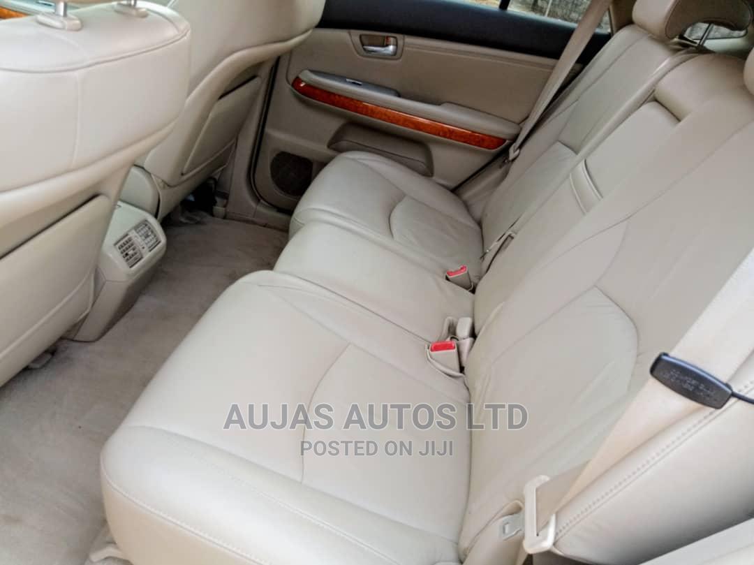 Archive: Lexus RX 2008 350 White