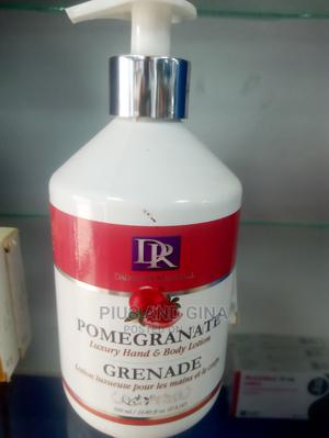 Dr Pomegranate Hand Body Lotion (Grenade) X500ml | Skin Care for sale in Lagos State, Alimosho