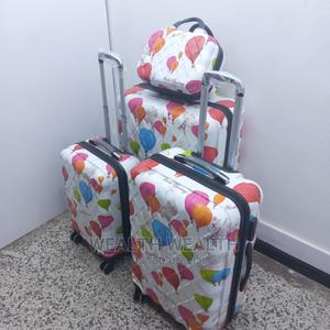 Double Zipper Suitcase Luggage Box | Bags for sale in Lagos State, Ikeja