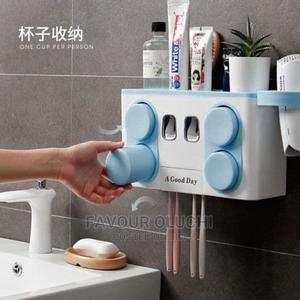 Multifunction Toothbrush Holder With Cup and Dryer   Home Accessories for sale in Lagos State, Ikotun/Igando